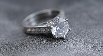 Pawn Shop Diamond Rings